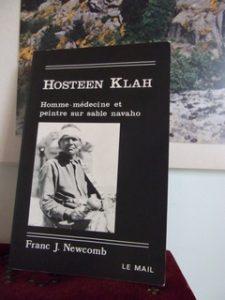 Franc J. Newcomb, Hosteen Klah