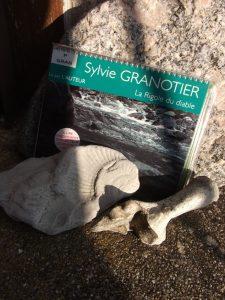 Sylvie Granotier, La rigole du diable, lu par l'auteur