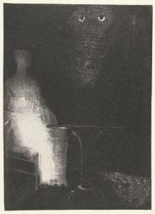 The Rijksmuseum, Amsterdam RP-P-1949-157 - Emanuelle Bernheim, Le cran d'arrêt