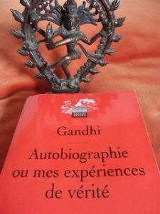 Gandhi, Autobiographie ou mes expériences de vérité