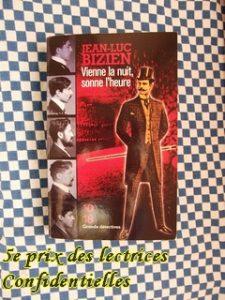 Jean-Luc Bizien, Vienne la nuit, sonne l'heure