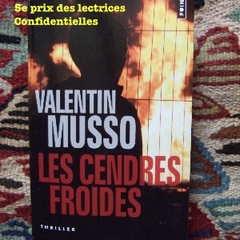Valentin Musso, Les cendres froides
