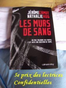 Jérôme Camut et Nathalie Hug, Les murs de sang