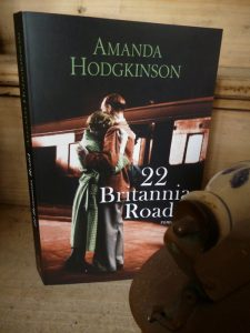 Amanda Hodgkinson, 22 Britannia Road