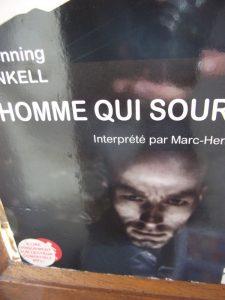 Henning Mankell, L'homme qui souriait, lu par Marc-Henri Boisse