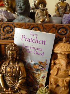 Terry Pratchett, Les zinzins d'Olive-Oued