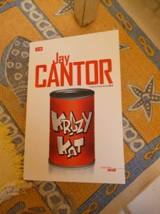 Jay Cantor, Krazy Kat
