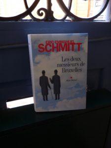 Eric-Emmanuel Schmitt, Les deux messieurs de Bruxelles