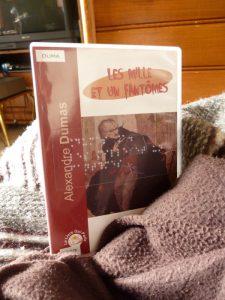 Alexandre Dumas, Les mille et un fantômes, lu par « collectif »