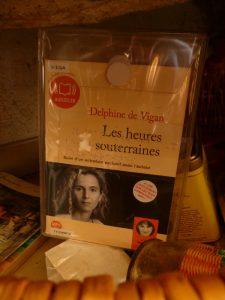 Delphine de Vigan, Les heures souterraines, lu par Marianne Epin