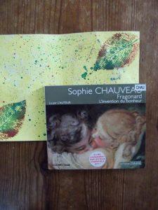 Sophie Chauveau, Fragonard, lu par l'auteur