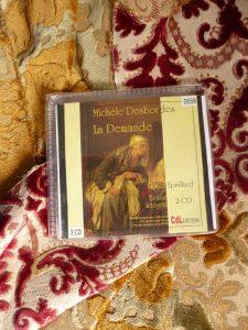 Michèle Desbordes, La demande, lu par Lionel Epaillard