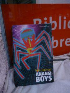 Neil Gaiman, Anansi boys