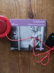 Raymond Carver, Parlez-moi d'amour, lu par Pierre Tissot