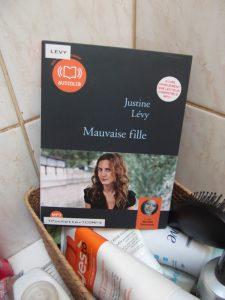 Justine Lévy, Mauvaise fille, lu par Marielle Ostrowski