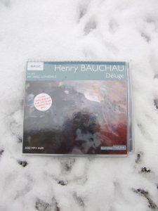 Henry Bauchau, Déluge, lu par Michael Lonsdale