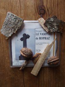 Jacques Chessex, Le vampire de Ropraz, lu par Lionel Epaillard
