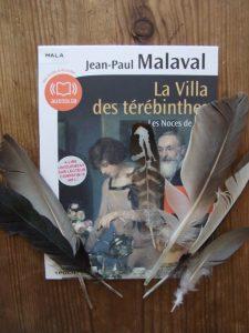 Jean-Paul Malaval, La villa des thérébinthes, lu par Colette Sodoyez