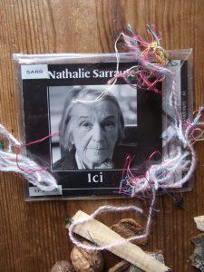 Nathalie Sarraute, Ici, lu par l'auteur