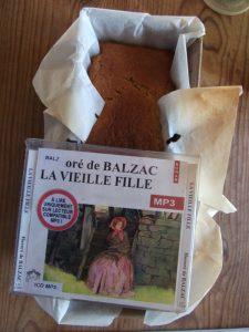 Honoré de Balzac, La vieille fille, lu par Sarah Jalabert