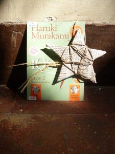 Haruki Murakami, 1Q84 tome 2, lu par Maia Baran et Emmanuel Dekoninck