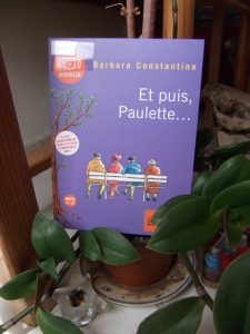 Barbara Constantine, Et puis Paulette…, lu par Daniel Nicomède
