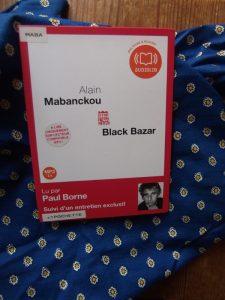 Alain Mabankou, Black Bazar, lu par Paul Borne