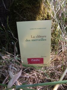 Lorette Nobécourt, La clôture des merveilles