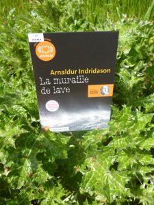 Arnaldur Indridason, La muraille de lave, lu par Jean-Marc Delhausse