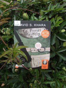 David S. Khara, Le projet Bleiberg, lu par Emmanuel Curtil
