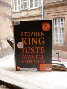 Stephen King, Juste avant le crépuscule, lu par Michel Raimbault
