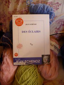 Jean Echenoz, Des éclairs, lu par l'auteur