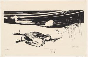 The Rijksmuseum, Amsterdam RP-P-1926-1071 - Raymond Dorgelès, Les croix de bois, lu par Denis Wetterwald
