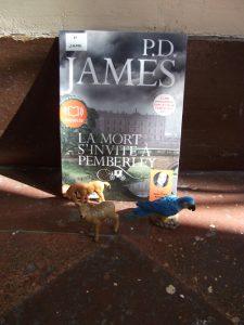 P.D. James, La mort s'invite à Pemberley, lu par Guila Clara Kessous