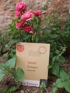 Annie Ernaux, L'autre fille, lu par l'auteur