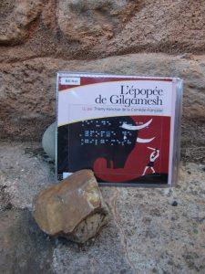 L'épopée de Gilgamesh, lu par Thierry Hancisse