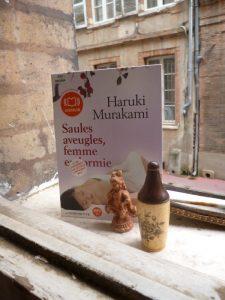 Haruki Murakami, Saules aveugles, femmes endormies, lu par Sylvain Machac