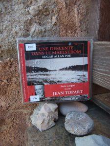 Edgard Allan Poe, Une descente dans le maelström, lu par Jean Topart
