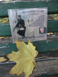 Alphonse Allais, Nouvelles, lu par Pierre Bellemare