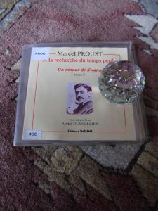 Marcel Proust, Du côté de chez Swann, lu par André Dussolier
