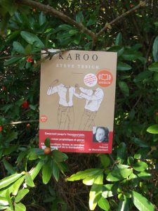 Steve Tesich, Karoo, lu par Thibault de Montalembert