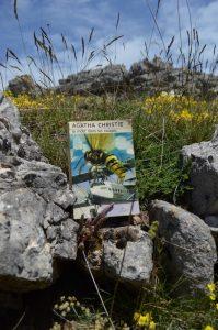 Causse Méjean, chaos de Nïmes-le-Vieux - Agathe Christie, La mort dans les nuages
