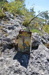 Causse Noir, Roquesaltes - Michael Moorcock, La légende d'Hawkmoon