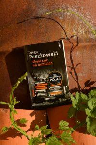 Diego Paszkowski, Thèse sur un homicide