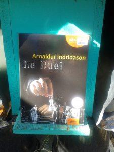 Arnaldur Indridason, Le duel, lu par Jean-Marc Delhausse