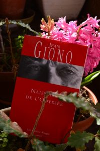 Jean Giono, Naissance de l'Odyssée