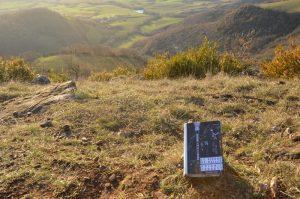 Vallée du Dourdou, plateau de la loubière - Abigail Padgett, Le visage de paille