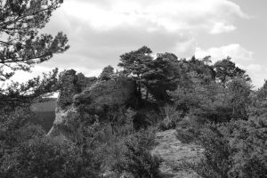 Causse Noir - Roquesaltes