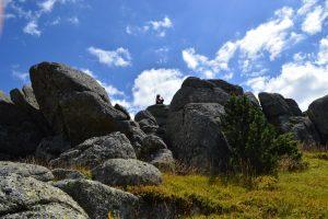 Massif de l'Aigoual, lac des Pises