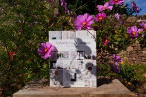 Abécédaire botanique lettres à broder – Françoise Prax, Bénédicte Réveilhac